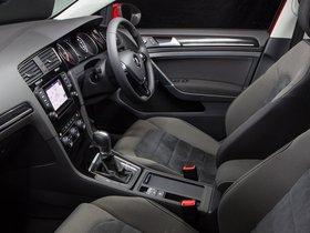 Ver foto 18 de Volkswagen Golf TDI Bluemotion Wagon Australia 2014