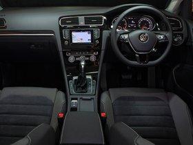 Ver foto 17 de Volkswagen Golf TDI Bluemotion Wagon Australia 2014