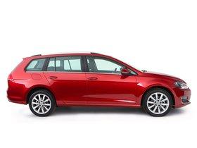 Ver foto 15 de Volkswagen Golf TDI Bluemotion Wagon Australia 2014