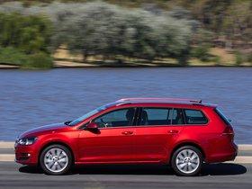 Ver foto 14 de Volkswagen Golf TDI Bluemotion Wagon Australia 2014