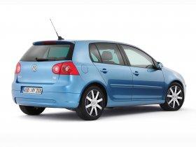 Ver foto 2 de Volkswagen Golf TDI Hybrid Concept 2008
