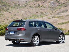 Ver foto 2 de Volkswagen Golf TDI Sportwagen USA 2015