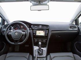 Ver foto 10 de Volkswagen Golf TDI Sportwagen USA 2015