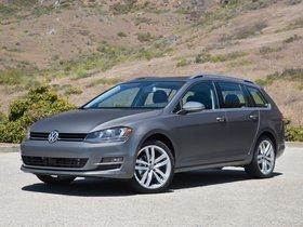 Ver foto 5 de Volkswagen Golf TDI Sportwagen USA 2015