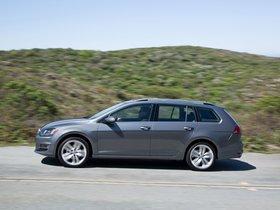 Ver foto 3 de Volkswagen Golf TDI Sportwagen USA 2015