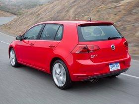 Ver foto 5 de Volkswagen Golf TSI 5 puertas USA 2014
