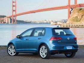 Ver foto 3 de Volkswagen Golf TSI 5 puertas USA 2014