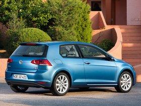 Ver foto 5 de Volkswagen Golf 7 3 puertas TSI BlueMotion 2013