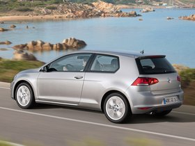 Ver foto 4 de Volkswagen Golf 7 3 puertas TSI BlueMotion 2013
