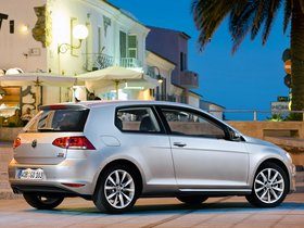 Ver foto 2 de Volkswagen Golf 7 3 puertas TSI BlueMotion 2013