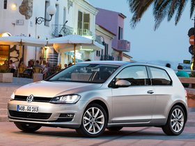Fotos de Volkswagen Golf 7 3 puertas TSI BlueMotion 2013