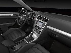 Ver foto 16 de Volkswagen Golf 7 5 puertas TSI BlueMotion 2013