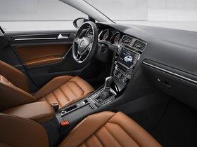 Ver foto 31 de Volkswagen Golf 7 5 puertas TSI BlueMotion 2013