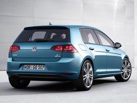Ver foto 10 de Volkswagen Golf 7 5 puertas TSI BlueMotion 2013