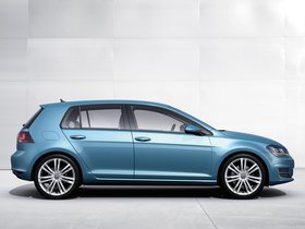 Ver foto 9 de Volkswagen Golf 7 5 puertas TSI BlueMotion 2013