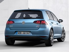 Ver foto 7 de Volkswagen Golf 7 5 puertas TSI BlueMotion 2013