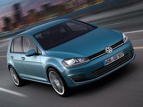 Ver foto 5 de Volkswagen Golf 7 5 puertas TSI BlueMotion 2013