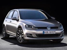 Ver foto 4 de Volkswagen Golf 7 5 puertas TSI BlueMotion 2013