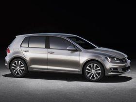 Ver foto 2 de Volkswagen Golf 7 5 puertas TSI BlueMotion 2013