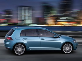 Ver foto 29 de Volkswagen Golf 7 5 puertas TSI BlueMotion 2013