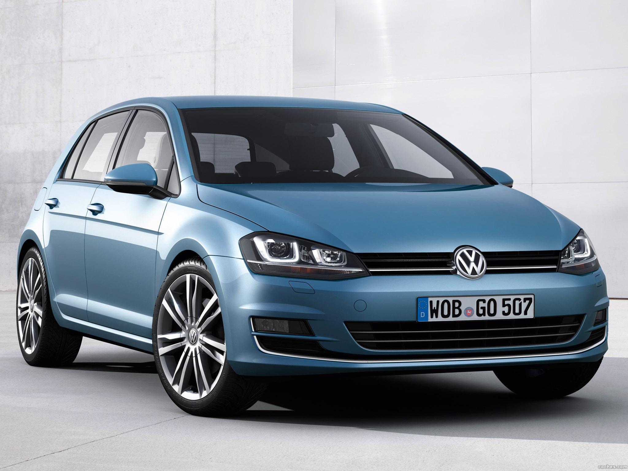 Foto 0 de Volkswagen Golf 7 5 puertas TSI BlueMotion 2013