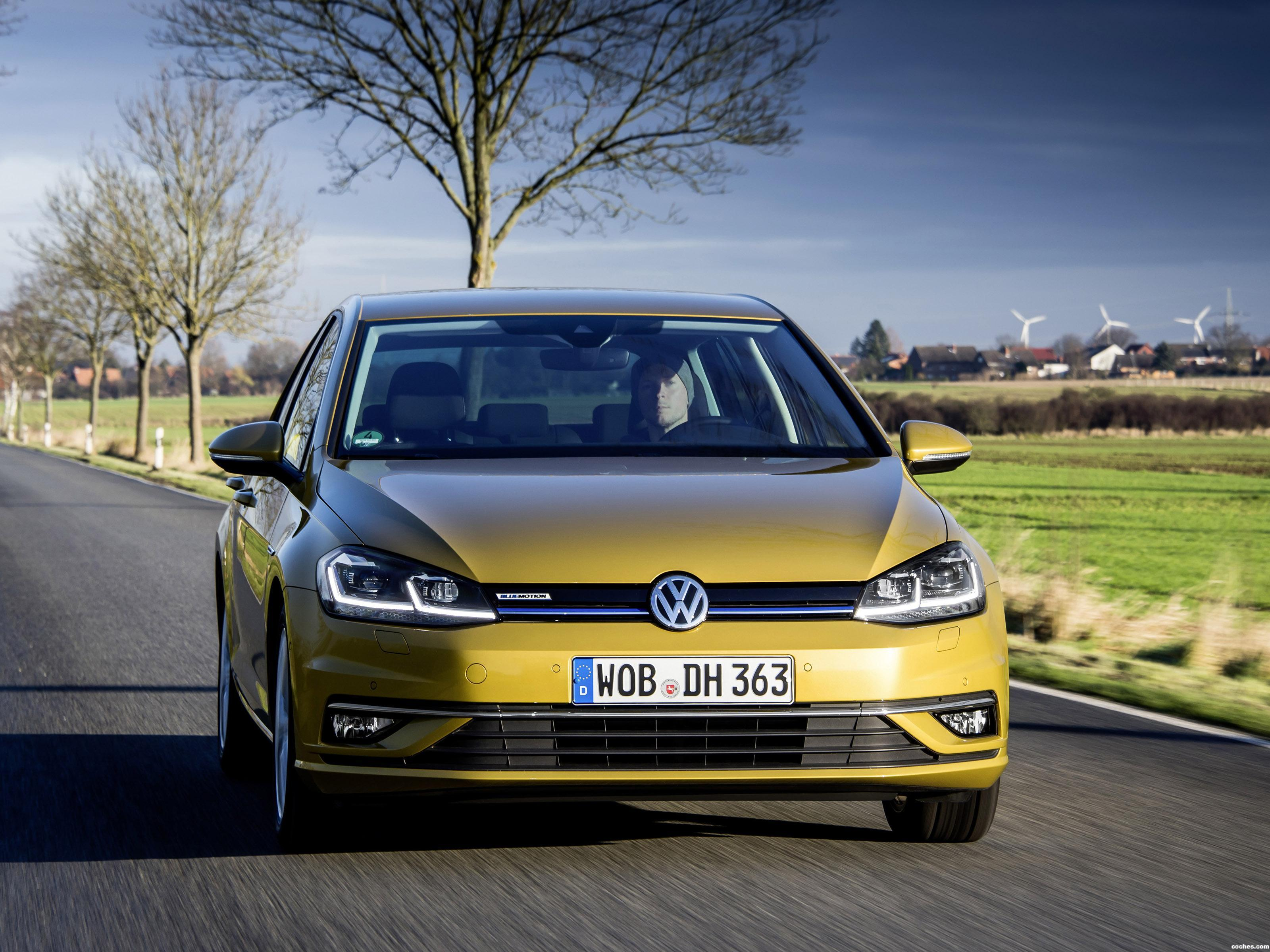 Foto 0 de Volkswagen Golf TSI BlueMotion