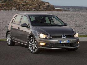 Ver foto 12 de Volkswagen Golf TSI BlueMotion 5 Puertas Australia 2013
