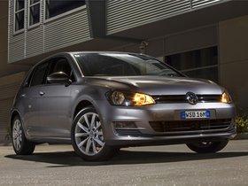 Ver foto 11 de Volkswagen Golf TSI BlueMotion 5 Puertas Australia 2013