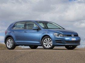 Ver foto 3 de Volkswagen Golf TSI BlueMotion 5 Puertas Australia 2013