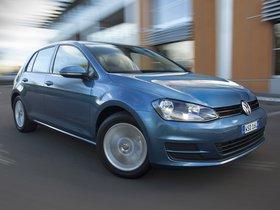 Ver foto 2 de Volkswagen Golf TSI BlueMotion 5 Puertas Australia 2013