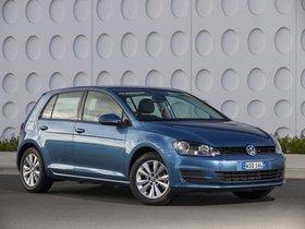 Ver foto 24 de Volkswagen Golf TSI BlueMotion 5 Puertas Australia 2013