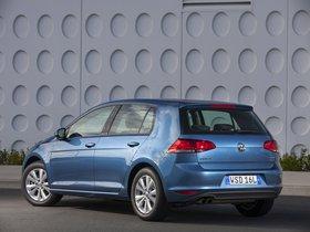 Ver foto 23 de Volkswagen Golf TSI BlueMotion 5 Puertas Australia 2013