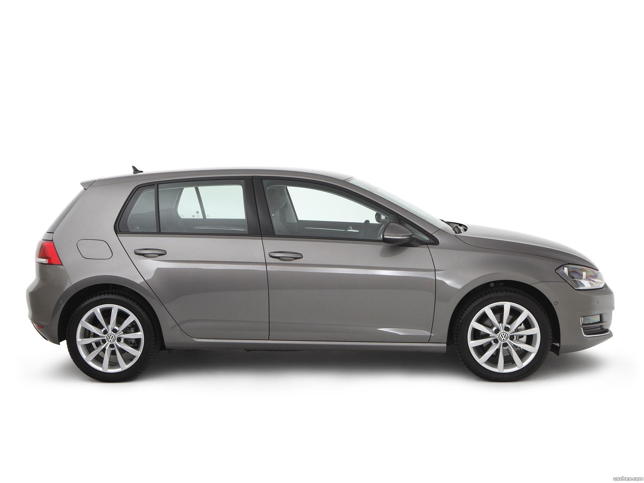 Foto 9 de Volkswagen Golf TSI BlueMotion 5 Puertas Australia 2013