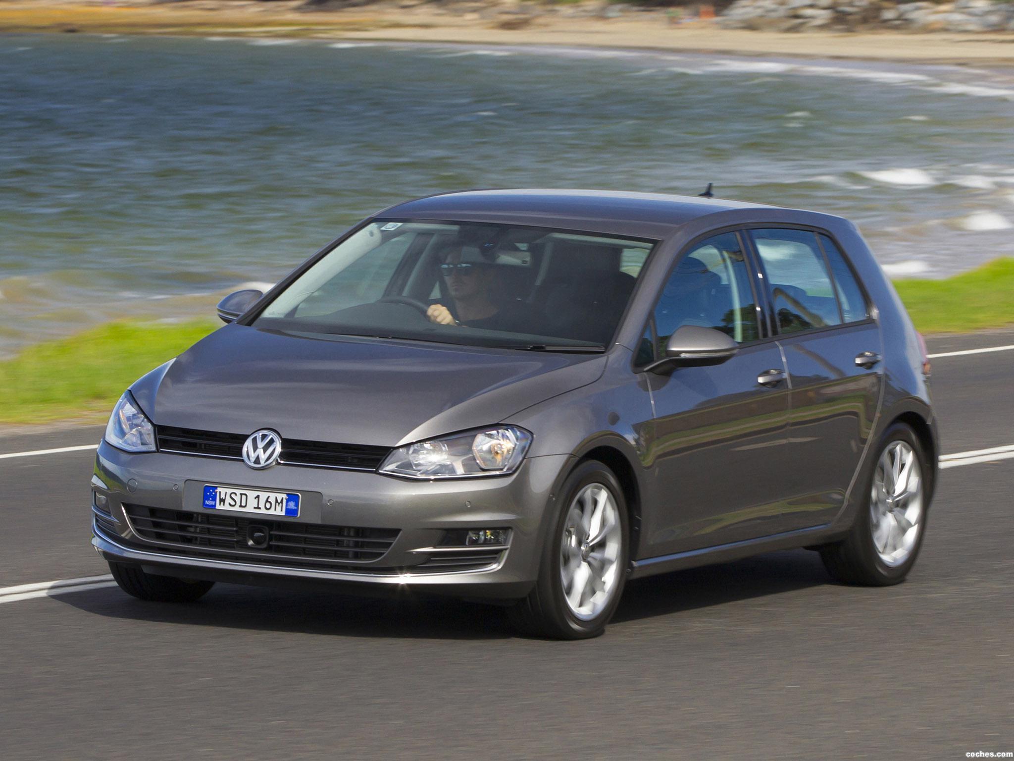Foto 0 de Volkswagen Golf TSI BlueMotion 5 Puertas Australia 2013