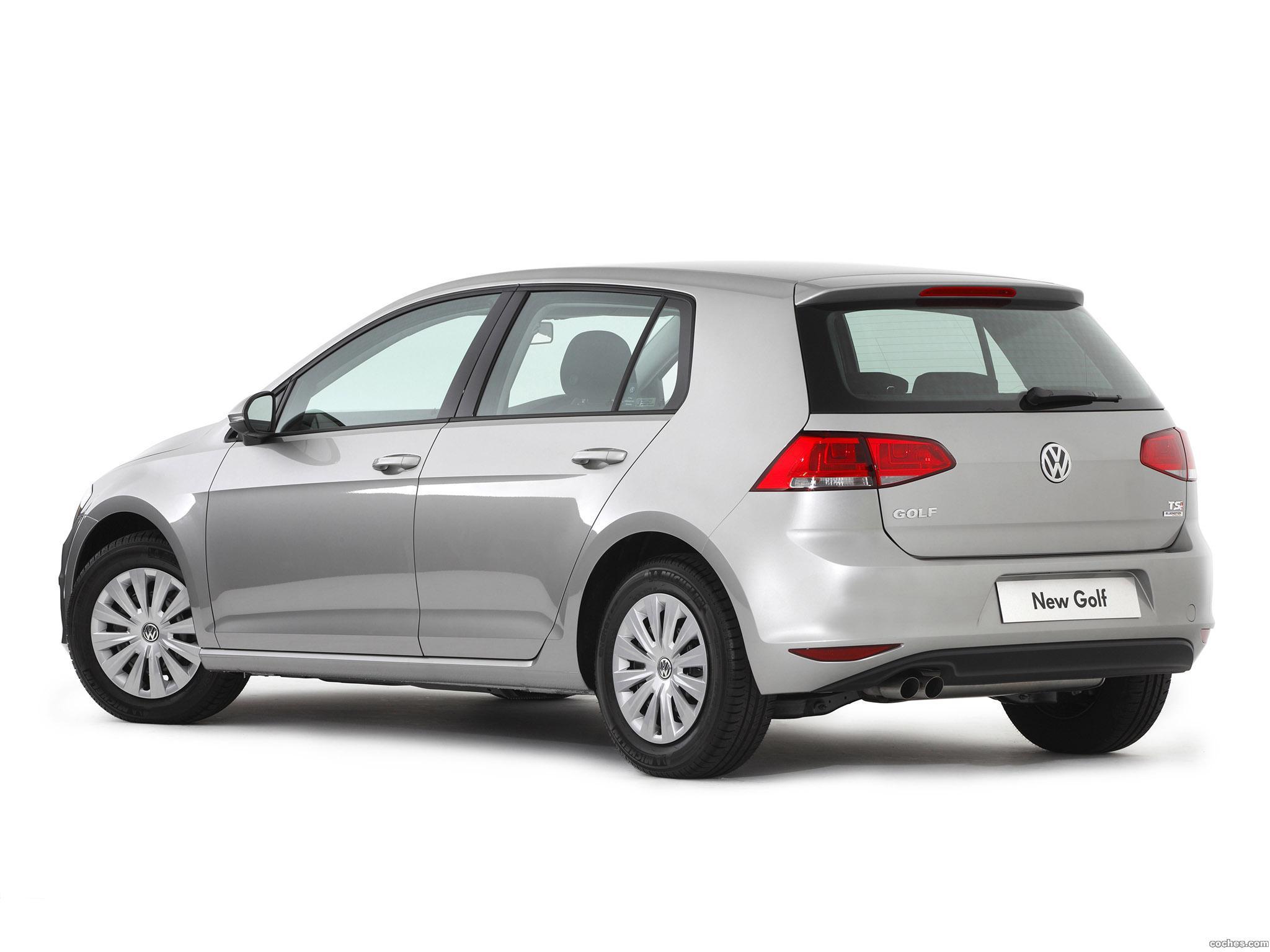 Foto 26 de Volkswagen Golf TSI BlueMotion 5 Puertas Australia 2013