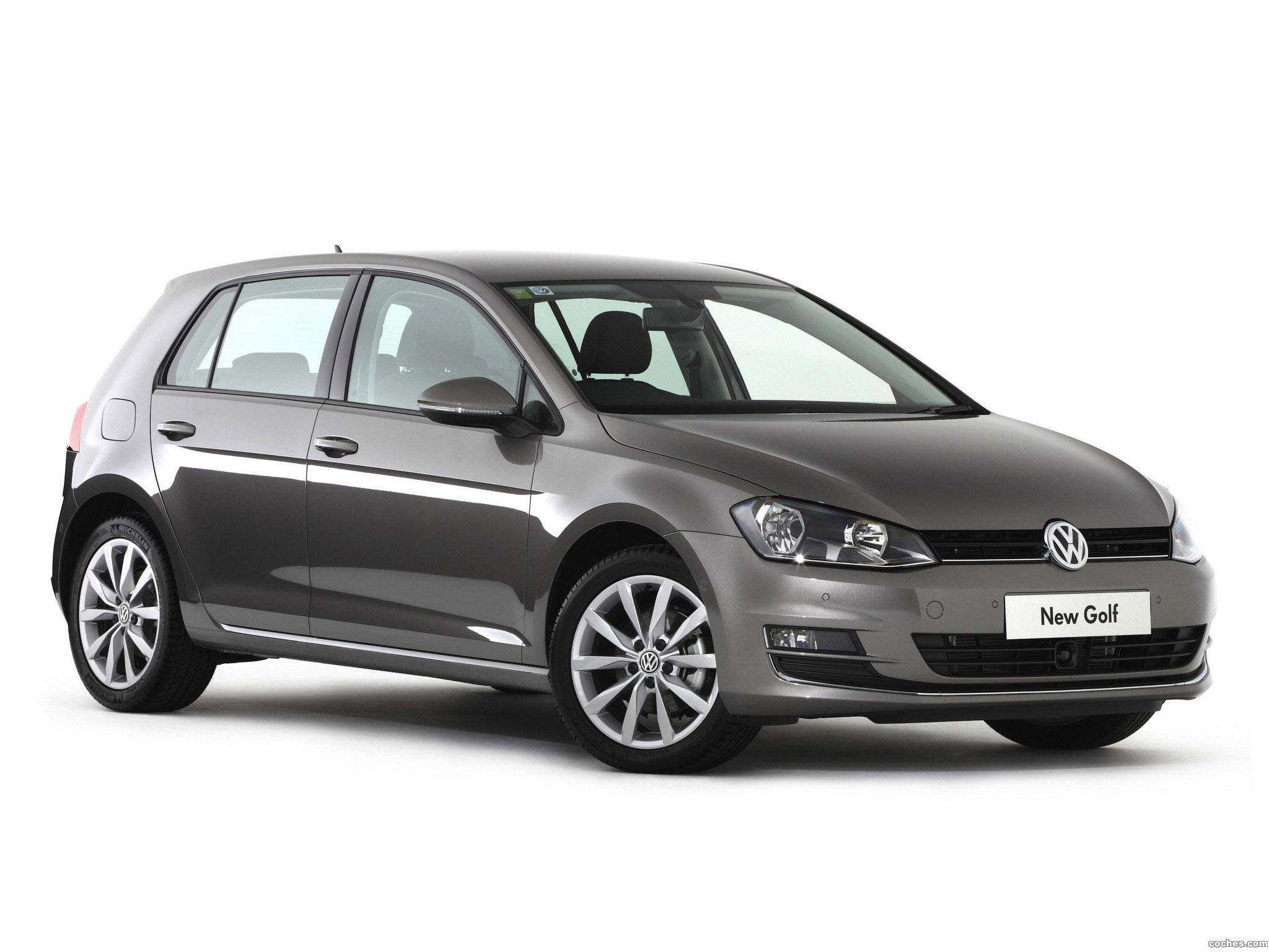 Foto 25 de Volkswagen Golf TSI BlueMotion 5 Puertas Australia 2013