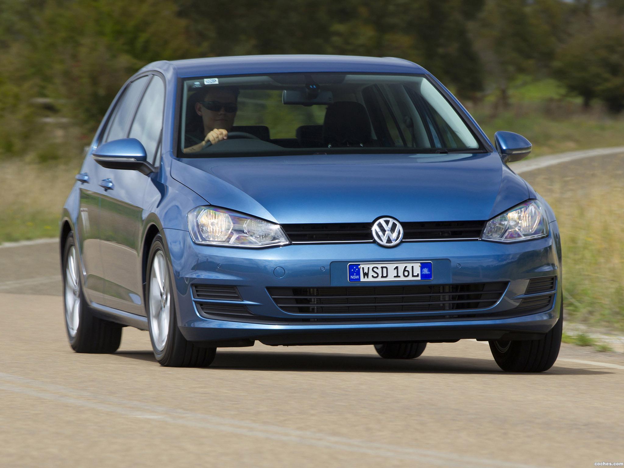 Foto 24 de Volkswagen Golf TSI BlueMotion 5 Puertas Australia 2013