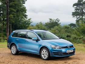 Ver foto 10 de Volkswagen Golf TSI BlueMotion Estate UK 2013