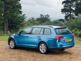 Ver foto 8 de Volkswagen Golf TSI BlueMotion Estate UK 2013