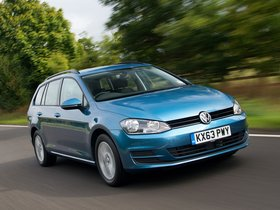 Ver foto 7 de Volkswagen Golf TSI BlueMotion Estate UK 2013