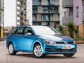 Ver foto 3 de Volkswagen Golf TSI BlueMotion Estate UK 2013