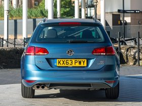 Ver foto 12 de Volkswagen Golf TSI BlueMotion Estate UK 2013