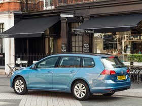 Ver foto 11 de Volkswagen Golf TSI BlueMotion Estate UK 2013