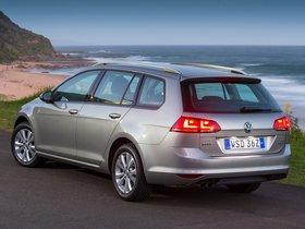 Ver foto 6 de Volkswagen Golf TSI BlueMotion Wagon Australia 2014