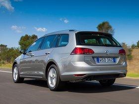 Ver foto 5 de Volkswagen Golf TSI BlueMotion Wagon Australia 2014