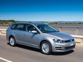 Ver foto 3 de Volkswagen Golf TSI BlueMotion Wagon Australia 2014
