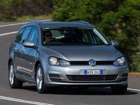 Ver foto 14 de Volkswagen Golf TSI BlueMotion Wagon Australia 2014