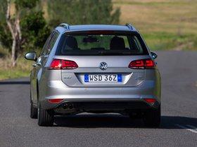 Ver foto 12 de Volkswagen Golf TSI BlueMotion Wagon Australia 2014