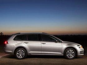 Ver foto 10 de Volkswagen Golf TSI BlueMotion Wagon Australia 2014