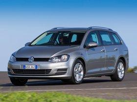 Ver foto 7 de Volkswagen Golf TSI BlueMotion Wagon Australia 2014